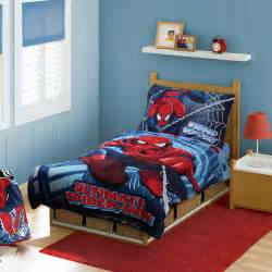 Spiderman bedding totally kids totally bedrooms kids bedroom