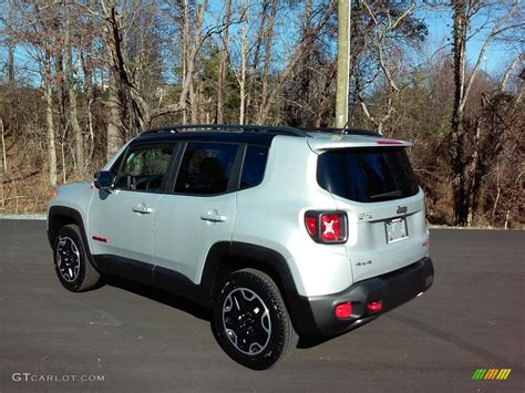 jeep renegade colors 2017 glacier metallic jeep renegade trailhawk 4x4