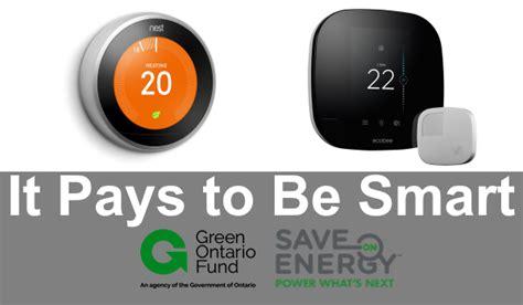 Nest Thermostat Rebate Ontario   Thermostat Manual