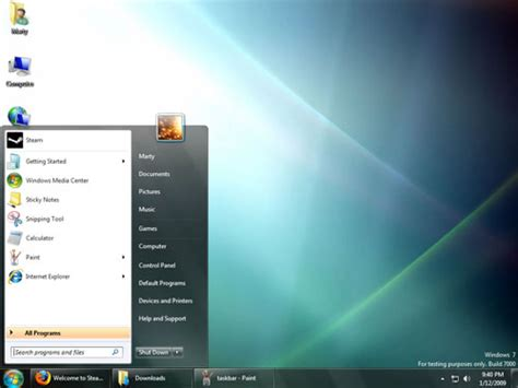 Vista Tips Link Up by Tips To Change Start Up Programs In Windows 7 A