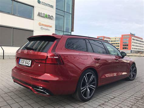 2019 Volvo V60 D4 by Volvo V60 Quot D4 Awd Polestar R Design Quot 2019 Garaget