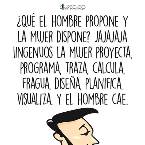chistes hombre y mujer perfecta 1000 images about frasecitas on pinterest frases mr