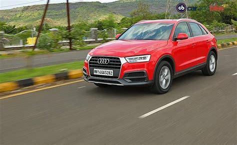 Audi Q3 Fuel Efficiency by Audi Q3 Price In India Gst Rates Images Mileage