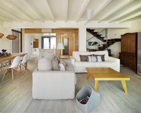 most popular types of flooring for open floor plans home