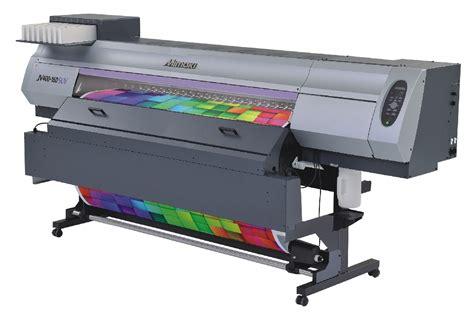Printer Uv Mimaki mimaki jv400 suv solvent uv printer