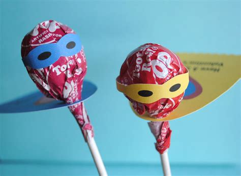 lollipop craft zakka new lollipop templates