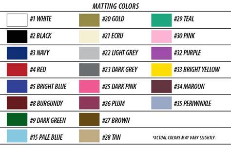 matt color flush