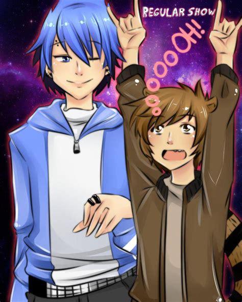 imagenes anime de un show mas regular show image 1292992 zerochan anime image board