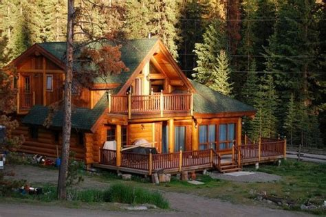 Big Cabins Cabin Big Cabin House