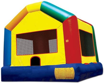 inflatable jump house 13x13 fun house moonwalk bounce house inflatable kids party rentals michigan