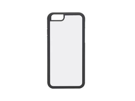 plastic cover for iphone 6 6s black 10pcs pack