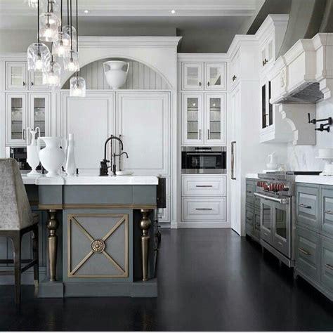 luxury light dark kitchen  ferris rafauli luxury