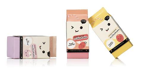 Eraser Set npw oh k scented eraser set