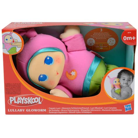 light up musical toys playskool musical light up baby girls pink lullaby gloworm