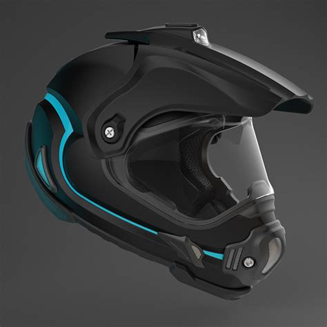 helmet design engineering motocross helmet on behance