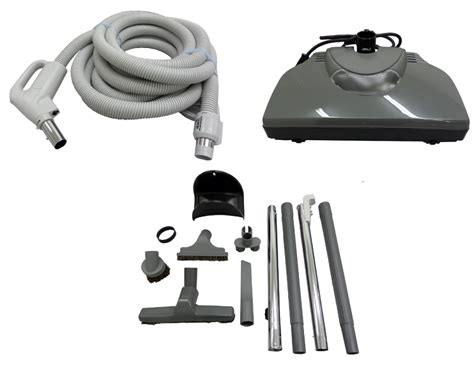 Central Vaccum Parts nutone central vacuum cleaner powerhead attachments vacuum kit