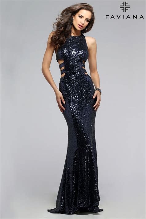 dresses by faviana 7705 prom dress prom gown 7705