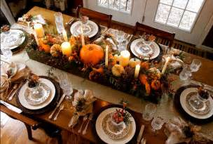 Thanksgiving centerpieces and table settings homesthetics decor ideas