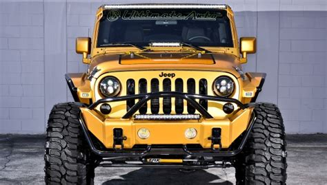 matte gold jeep matte gold jeep 4 no car no cars and