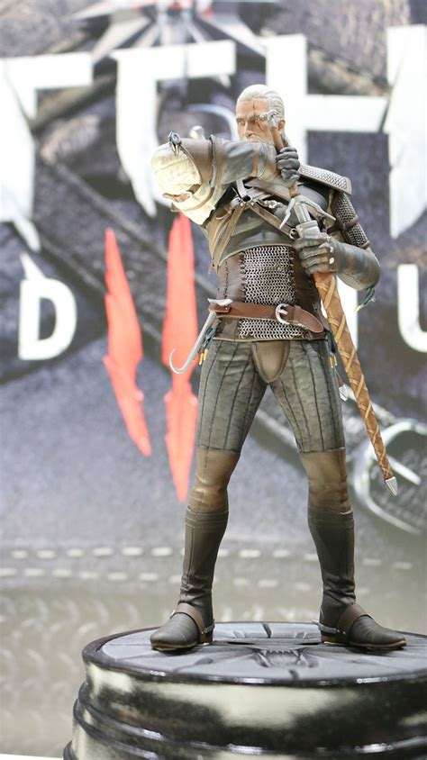 witcher 3 figure s witcher iii figures are pretty damn