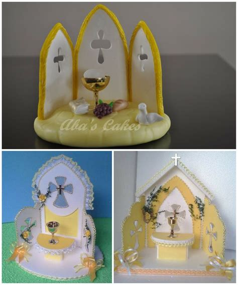 adornos de confirmacion para tortas adornos para tortas primera comuni 243 n pinterest