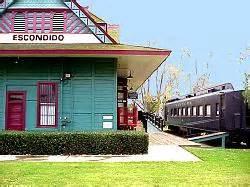 Escondido california guide to antique shops restaurants hotels