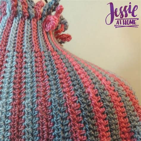 crochet quiver pattern willow quiver yarn review jessie at home