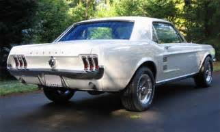 1967 ford mustang coupe 39953