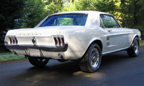 Exterior Home Colors 2017 by 1967 Ford Mustang Coupe 39953