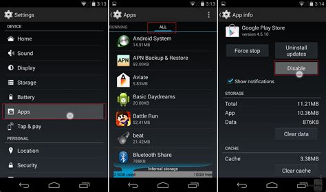 how to disable apps on android how to disable bloatware apps without root