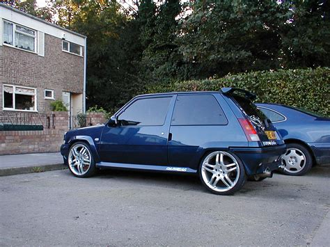 renault 5 tuning pin tuning renault 5 zimg on pinterest