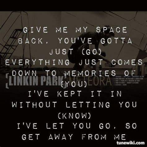 figure lyrics lyricart for quot figure 09 quot by linkin park more than