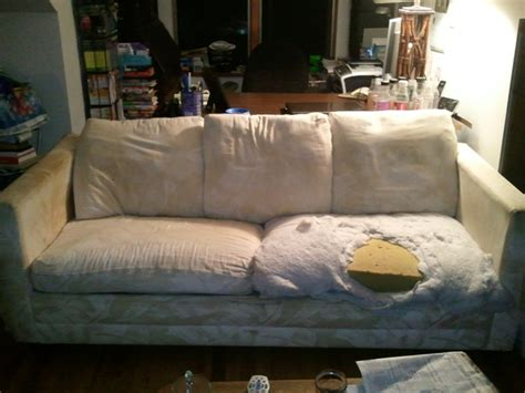 ugliest couch ever ugly couch contest winner chosen 27east