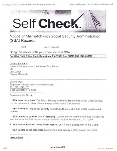 Bank Verification Letter For Name Mismatch social security the obama hustle