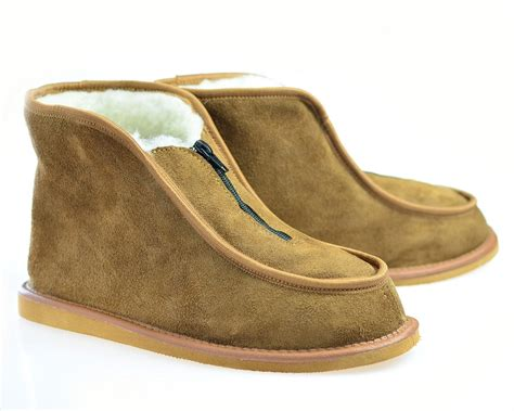 Mens Handmade Moccasins - mens lealther slippers moccasin boots moccasins for house