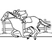 jockey silk coloring page free printable coloring pages