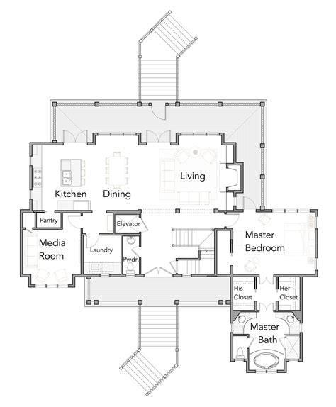 house plans with elevators waterfront 100 house plans with elevators superb house plans with luxamcc