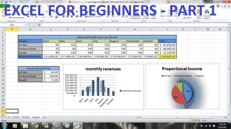 excel 2010 new features tutorial how to use excel 2010 tutorial for beginners part 1 how