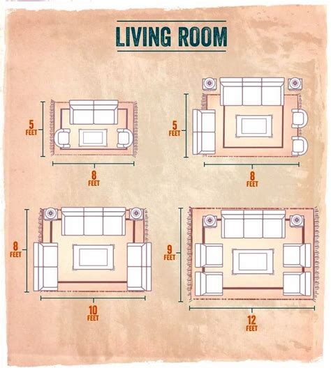 Where To Place Area Rugs In Living Room by How To Place An Area Rug In A Living Room Home Design