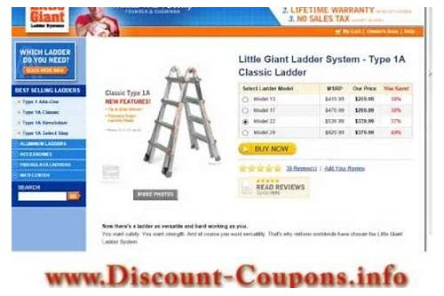 ladders online coupon code