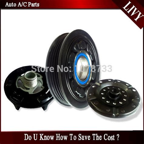 auto air conditioning repair 2009 toyota corolla spare parts catalogs new 6seu14c ac compressor clutch kit for toyota corolla 2009 2010 8831002520 88310 02520 in air