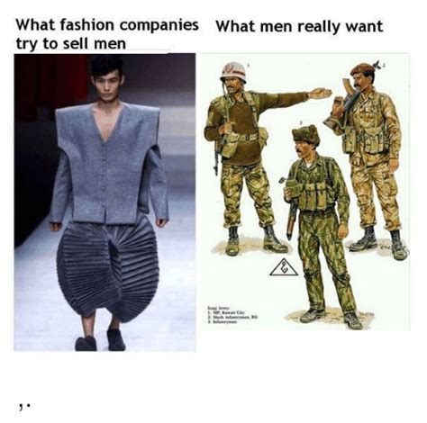 Do Guys Really Want An Fashioned by What Fashion Companies What Really Want Try To Sell