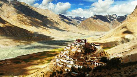 himalayas tibet tibet monastery himalayas wallpaper no 275248