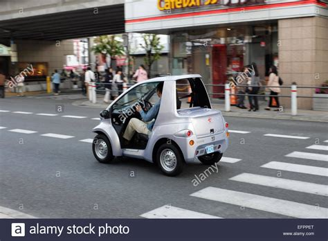 really small cars a very small car the super compact toyota coms electric