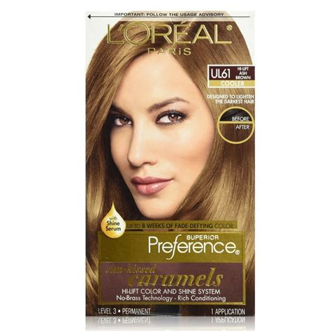 the gallery for gt loreal loreal light brown hair color l39oral crme