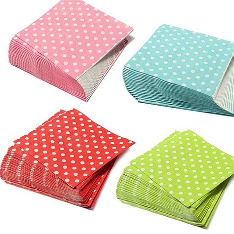 Decoupage Napkin 33x33 Cm 1pack 20 Pcs 17 compra servilletas de papel de color al por mayor