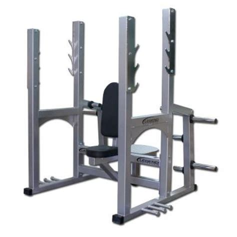 fitness gear olympic bench legend fitness pro series olympic shoulder bench 3242