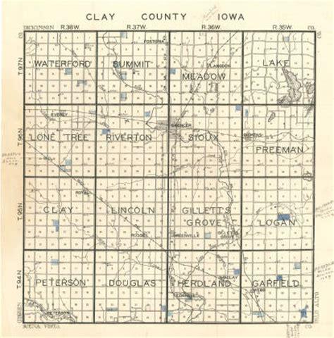 County Iowa Search Iowa County Map Images