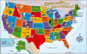 usa map board custom mapping services by experts