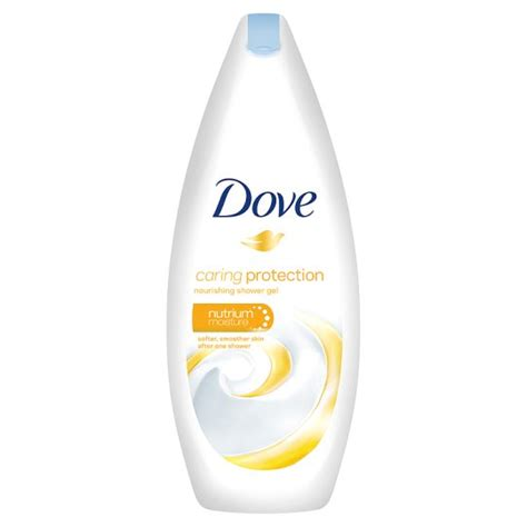 Dove Shower Gel by Dove Caring Protection Shower Gel 250ml Foods Direct